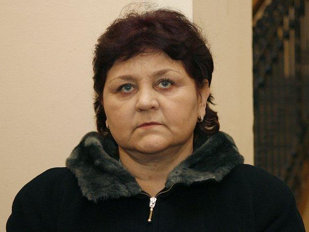 Bývalá ministryně zdravotnictví Marie Součková