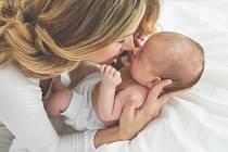Novorozenec. Ilustrační snímek
