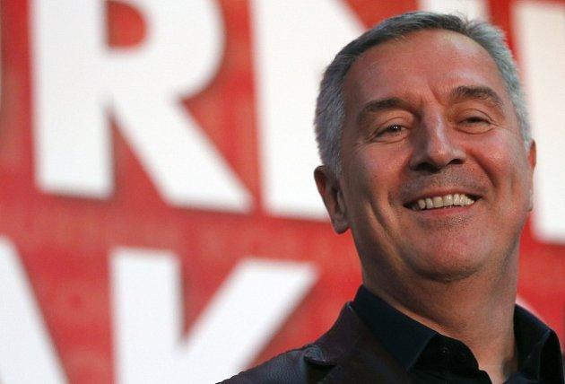 Milo Djukanović.