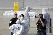 Francouzská policie v boji proti teroru