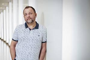 Ředitel redakcí Deníku Roman Gallo.