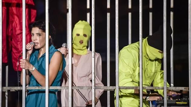 Pussy Riot, ruská punková skupina