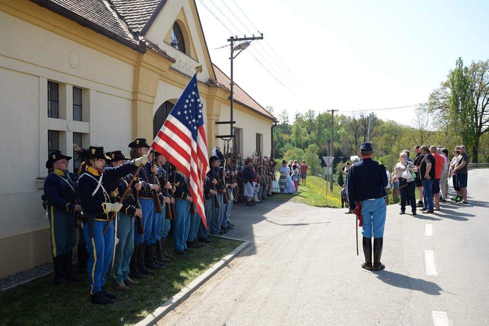 Jakub Kakuška sloužil v americké občanské válce dobrovolně u 9. pluku illinoiské kavalerie