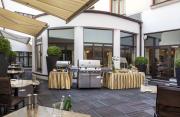 La Rotonde, Radisson Blu Alcron hotel