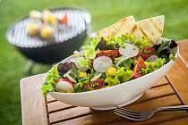 Salát. Ilustrační snímek