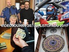 Videosouhrn Deníku – 20.–21. listopadu 2017