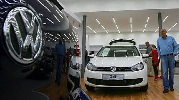 Automobilový koncern Volkswagen