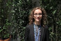 Polská aktivistka Zuzanna Borowska