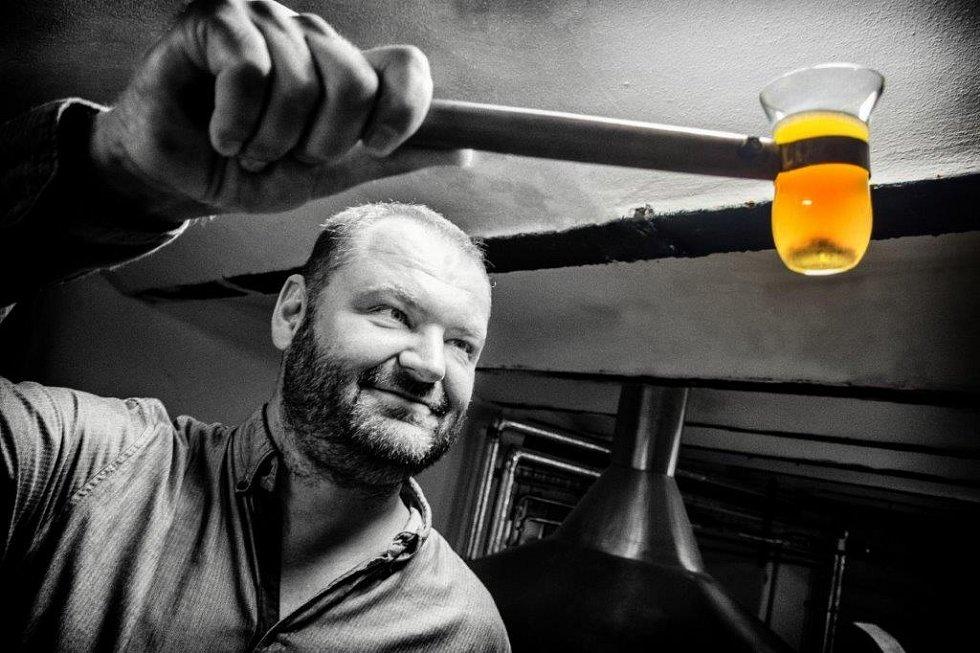 Pivovarník Marek Vávra