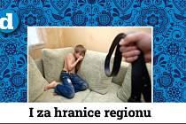Domácí násilí. Ilustrační snímek