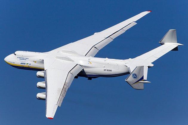 3. Antonov An-225Mrija