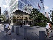 Sídlo Goldman Sachs v New Yorku