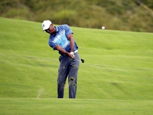 Tiger Woods na PGA Championship.