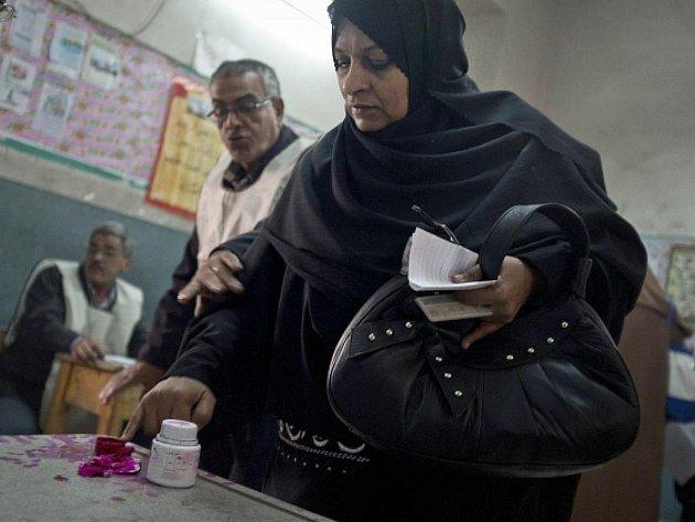 Volby v Egyptě.