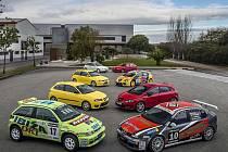 Sportovní modely Seat Cupra slaví 20 let.