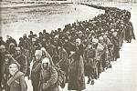 Nekonečný zástup německých zajatců