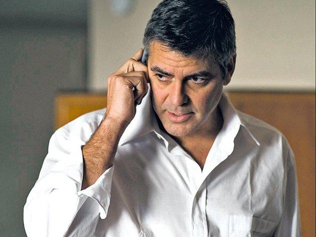 VÝKON ROKU? Michael Clayton patří k nejlepšim rolím George Clooneyho.