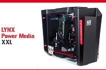 Počítač Lynx PowerMedia XXL.