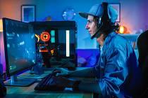 Hráči počítačových her - Ilustrační foto