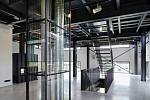 Libčický uhelný mlýn - interiér