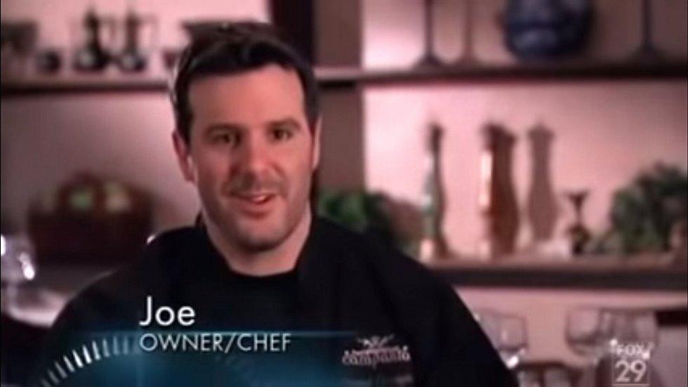 Joseph Cerniglia, majitel restaurace, v níž učil vařit Gordon Ramsay. Spáchal sebevraždu