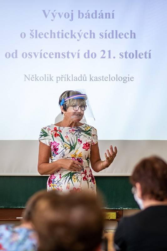 Přednášky na univerzitě třetího věku v České Lípě