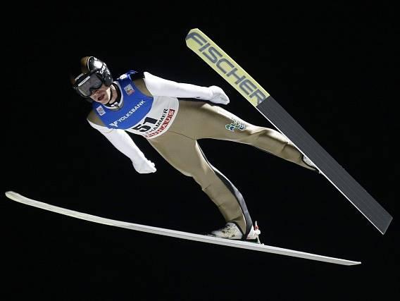 Roman Koudelka v Lillehammeru