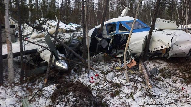 Havárie českého L-410