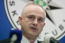 Ředitel Úřadu služby kriminální policie a vyšetřování Milan Pospíšek požádal o propuštění ze služebního poměru.