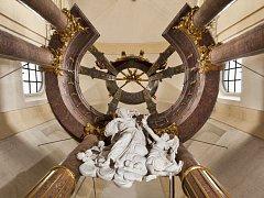 Oltář kostel Panny Marie