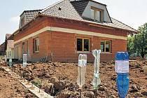 Hypotéky a vlastní bydlení (ilustrační snímek)