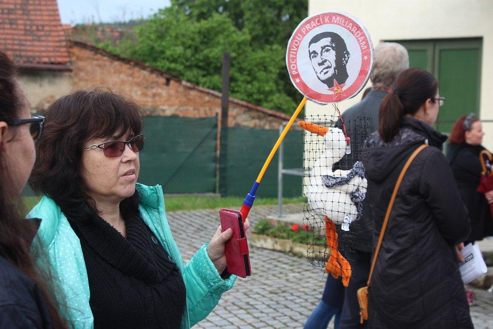 Protesty na Rokycansku