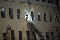 V ruském Petrohradu se zřítila část univerzitní budovy