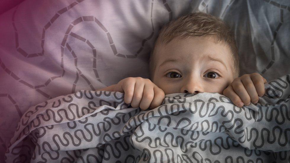 Noční můry netrápí jen malé děti
