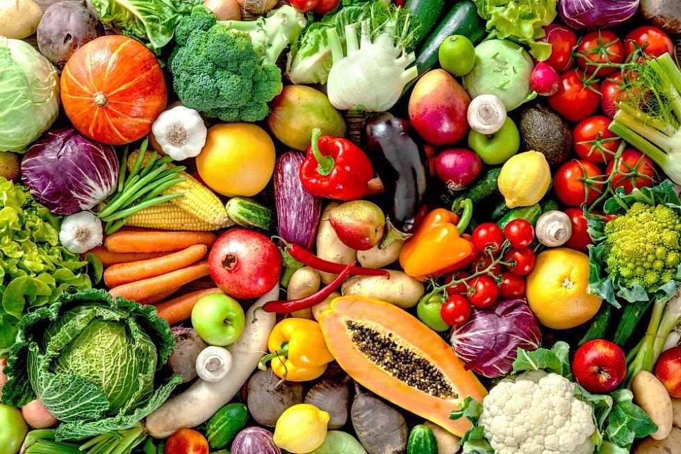 Chcete se udržet fit? Jezte hodně zeleniny.