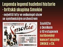 Vyhrajte s Deníkem lístky na koncerty legendární skupiny