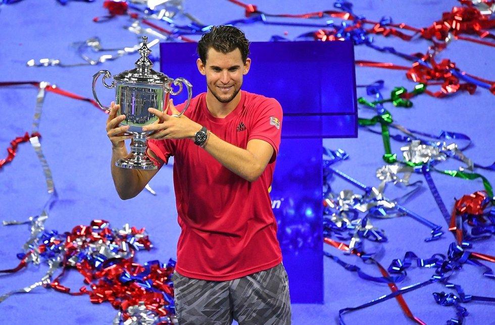 Rakouský tenista Dominic Thiem