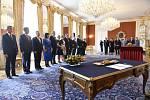 Prezident Miloš Zeman 27. června 2018 jmenoval nový kabinet premiéra Andreje Babiše.