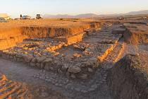 Objev ztraceného města v Kunaře, archeologickém nalezišti na území Kurdistánu v dnešním Iráku