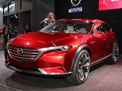 Koncept Mazda Koeru.
