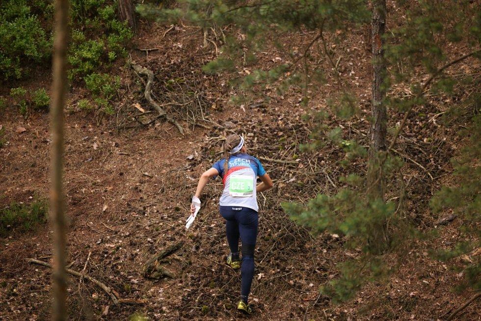 MS v orientačním běhu: Štafety v Heřmánkách a snažení v podání Jany Knapové