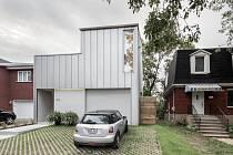 Netradiční architektura v Kanadě