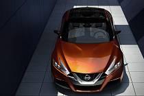 Koncept Nissan Sport Sedan.