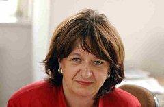 Ředitelka Konta Bariéry Božena Jirků očekává letos kvůli krizi výrazný nárůst počtu žádostí o podporu.