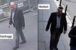 Novinář Chášakdží a jeho údajný dvojník