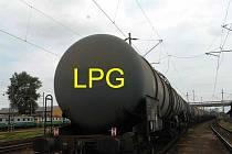cisterna - LPG