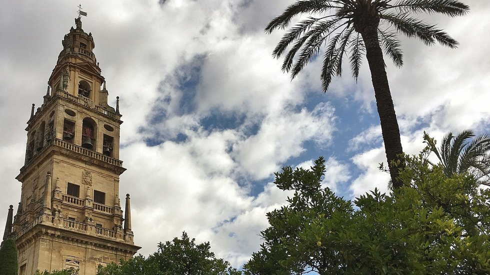 Mezquita ve španělské Córdobě