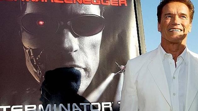 Arnold Schwarzenegger se vrátí - znovu jako Terminátor.