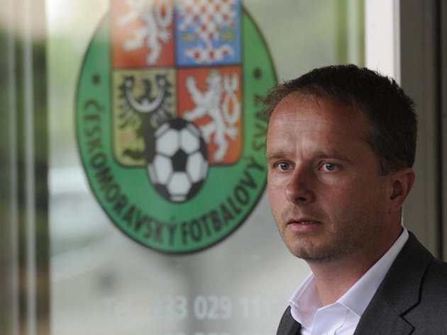 Bývalý předseda disciplinární komise FAČR Jiří Golda.