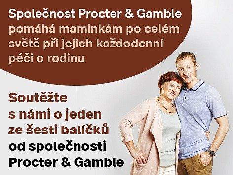 Soutěž Procter & Gamble